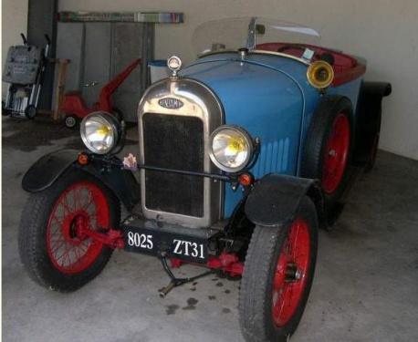 Benjamin P2 6CV 1923