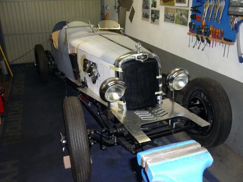Triumph Gloria Special 3