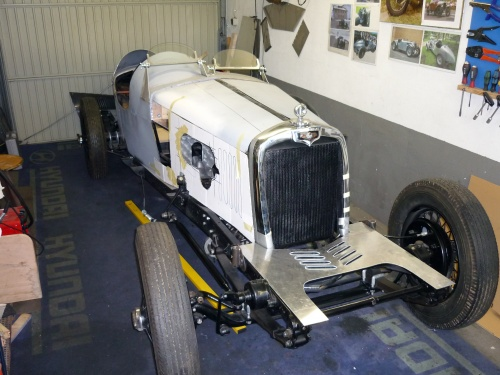 Triumph Gloria Special 2