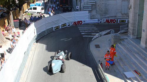Bugatti Circuit des remparts 2013 Angouleme