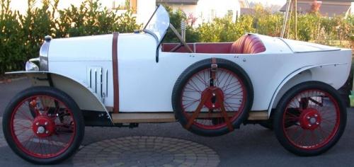 Benjamin Typ B 1923 (ch)