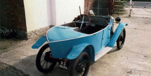Benjamin Type B 1922