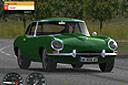 Screenprint racer 2 Jaguar e type
