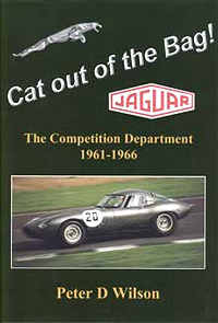 Jaguar Cat Out of The Bag