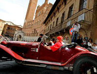 Alfa Romeo 6C 1500 Super Sport winnaar Mille Miglia 2008